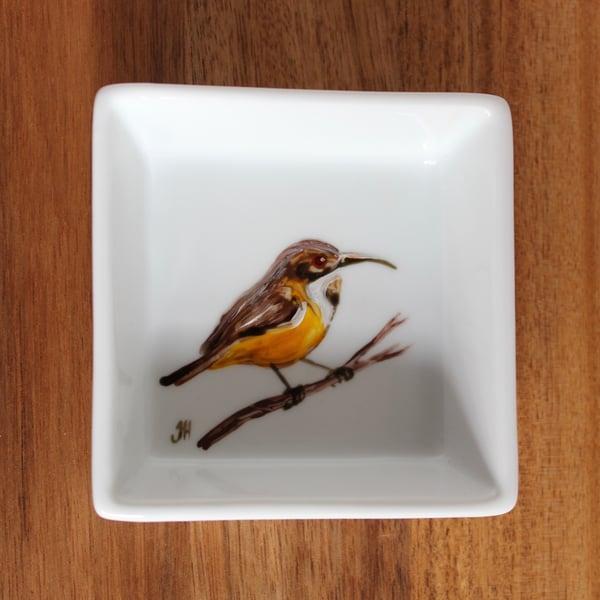 Image of Eastern Spinebill Trinket Dish