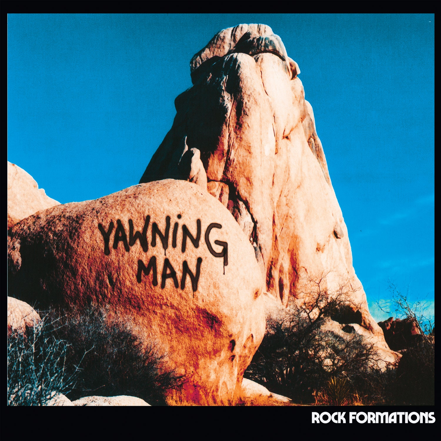 Image of Yawning Man - Rock Formations (Reissue) Deluxe Vinyl Editions