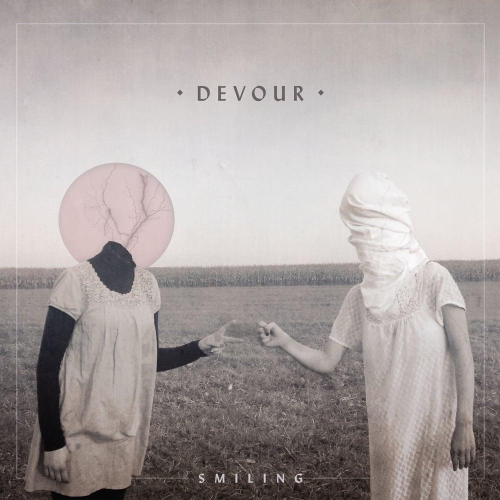 Image of Smiling - Devour Limited Digipak CD
