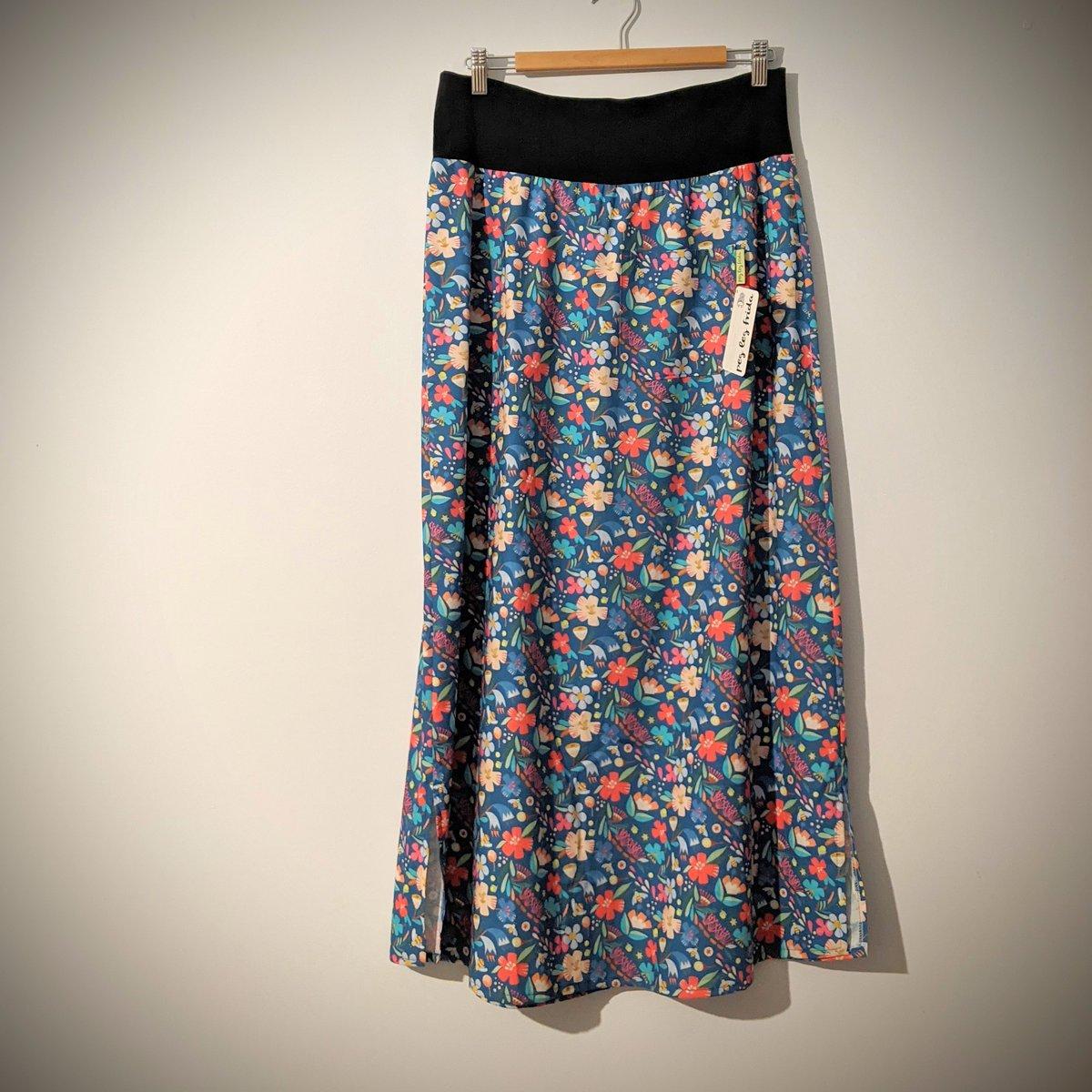 Image of Maxi Skirt - Blossom
