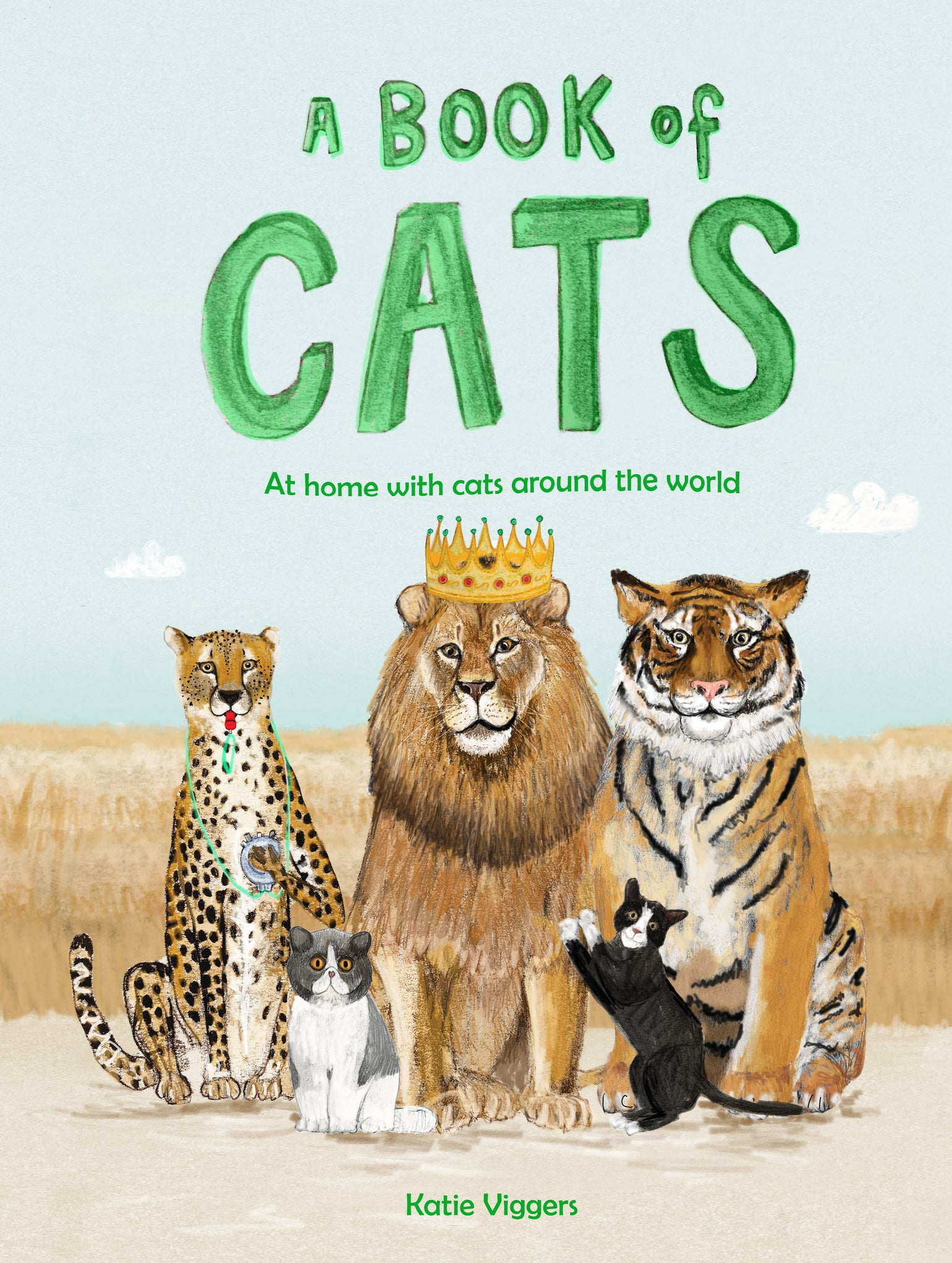 Image of A Book of Cats - PRE ORDER