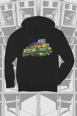 Image of Pitch Acid Train - Hoodie