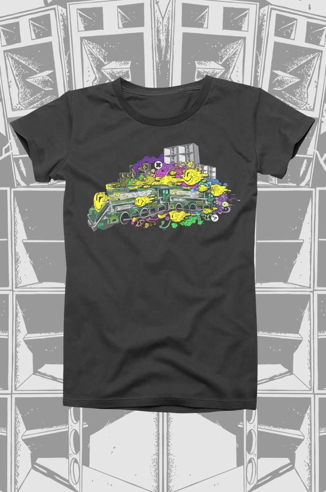 Image of Pitch Acid Train - T-Shirt