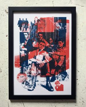 Image of Skinhead A3 Print