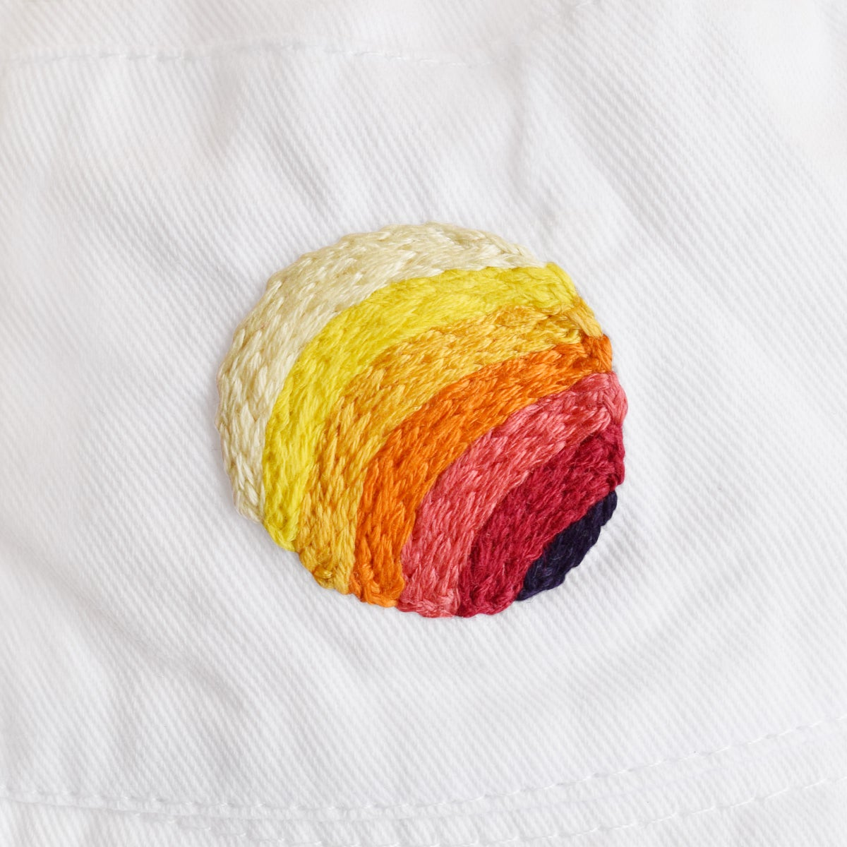 Image of SOL – Limited Edition Hand-Sewn Baby Hats