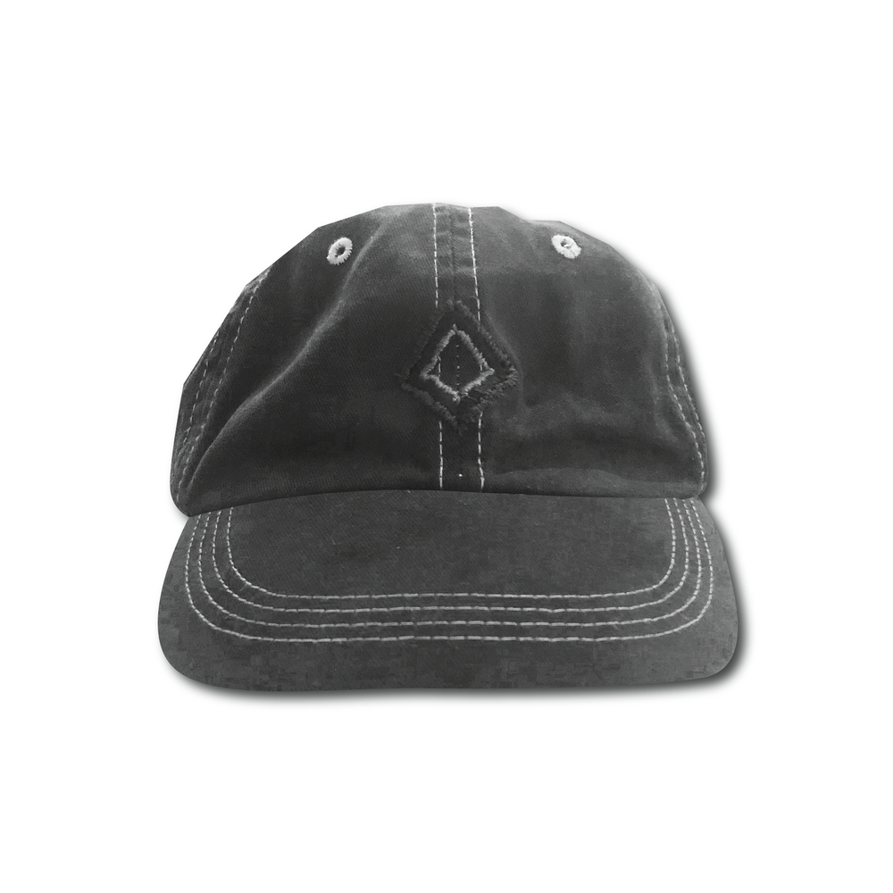 """Image of RYE® RE-IMAGINE """"POLYGON"""" EMBROIDERY CAP"""