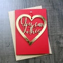 You Can Do This. Hanging Keepsake & Card
