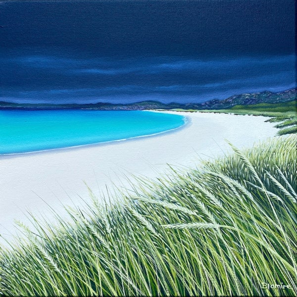 Image of Reef beach Lewis giclee print