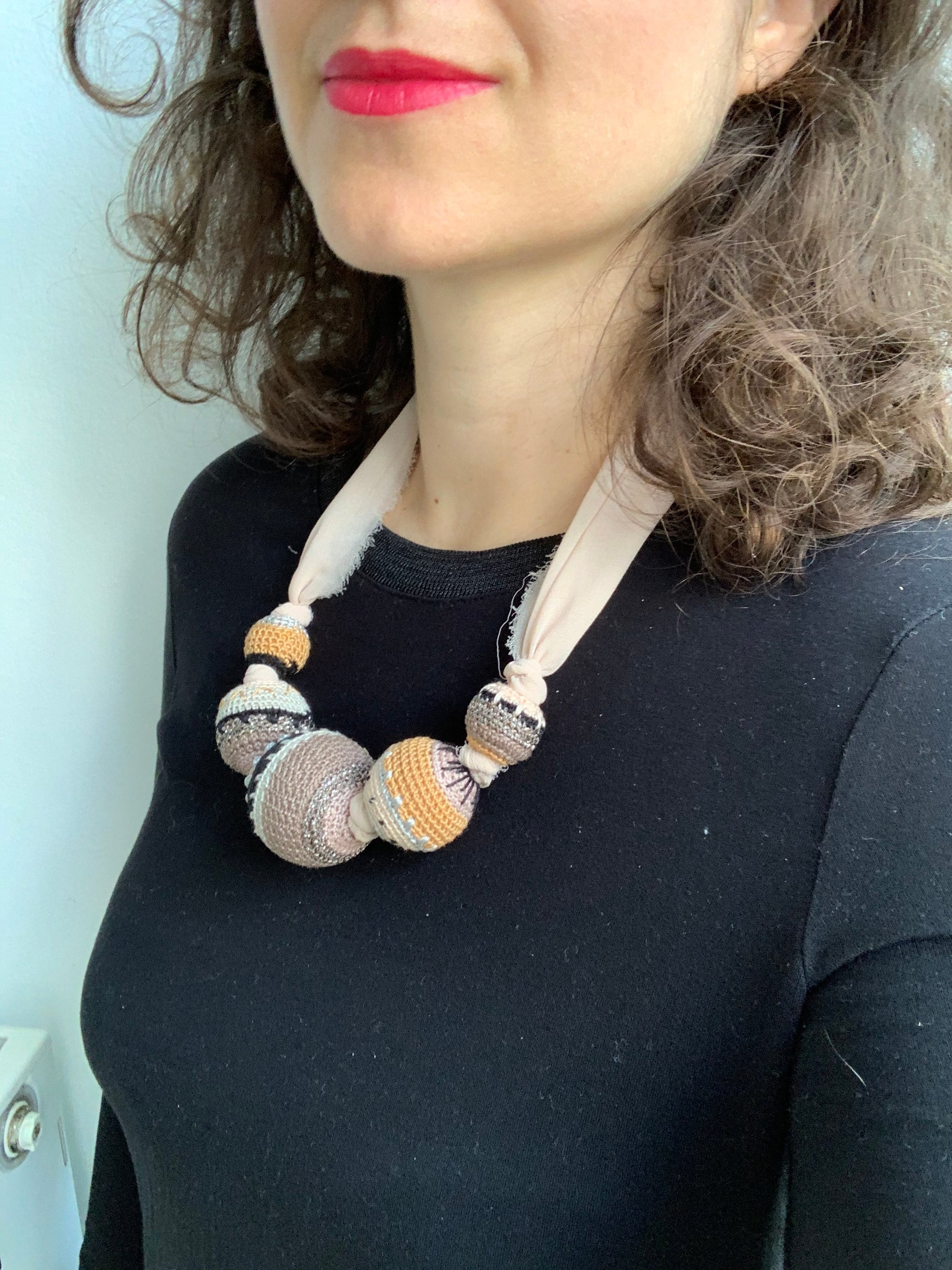 Image of Moroccan Desert Necklace