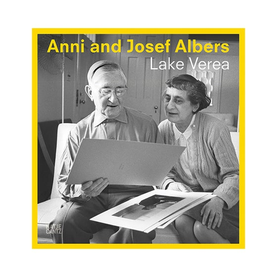 Image of Anni and Josef Albers
