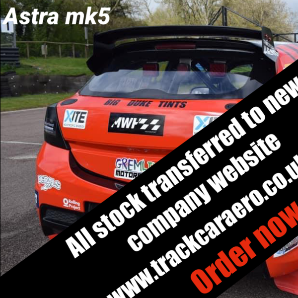 Image of Astra MK5 - Track Spoiler (Carbon or Fibre Glass blade)