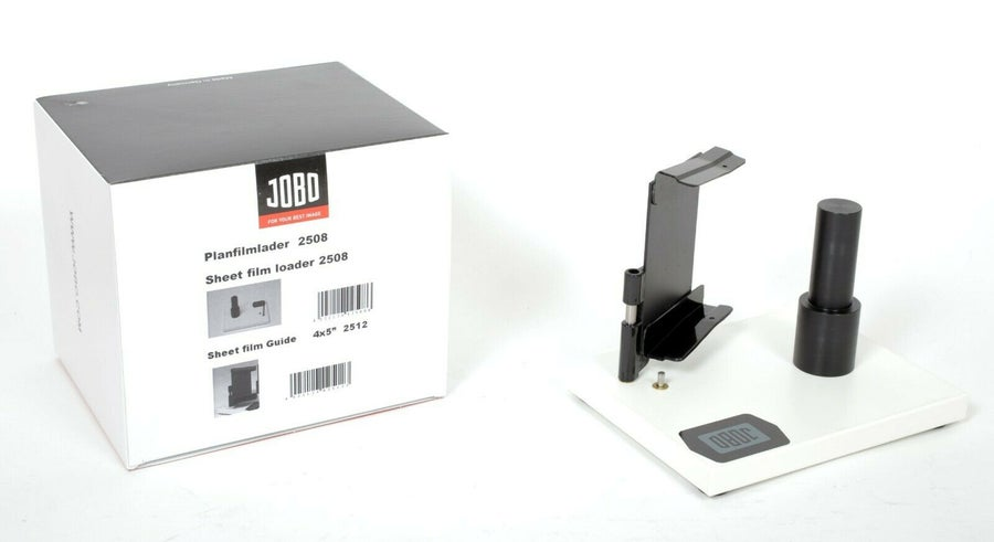 Image of 2508 Jobo Sheet Film Loader for 2509n 4X5 Sheet Film Reel