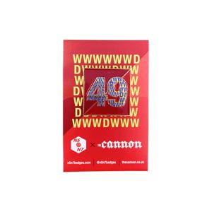 Image of 49 badge