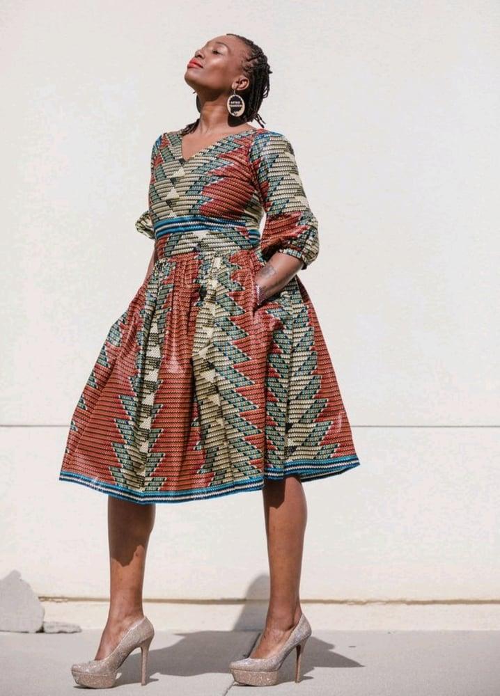 Image of Markel Dress..