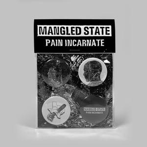 Image of MANGLED STATE PIN SET
