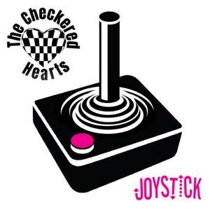Image of The Checkered Hearts - Joystick - CD