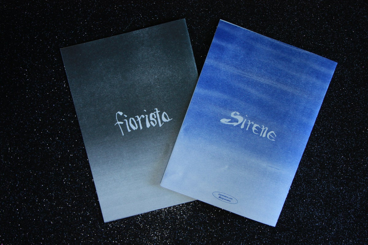 Image of Issue 01 + Issue 02