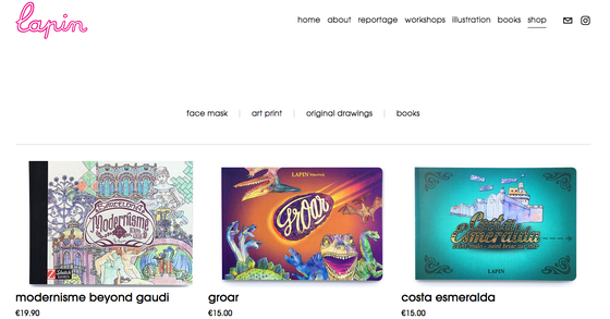 Image of New Online-shop