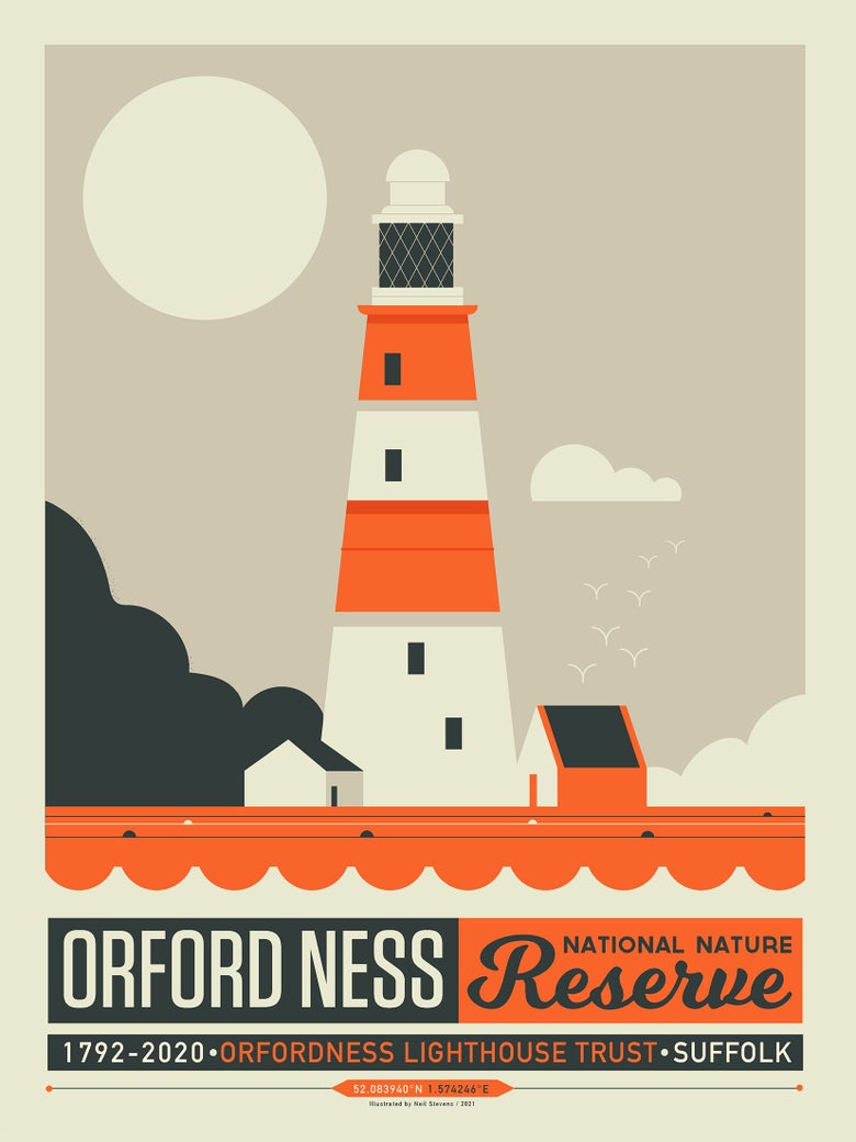 Image of Orford Lighthouse