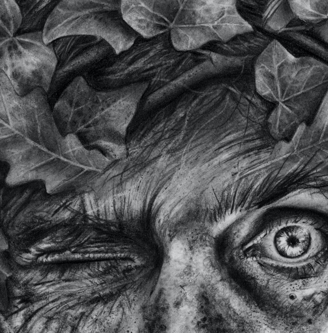 Image of Green Man LARGE Edition