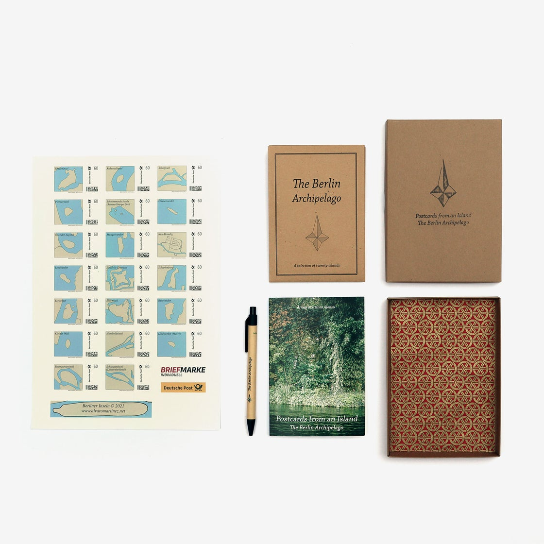 Image of Postcards from an Island (Special Edition)