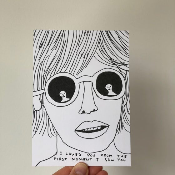 Image of I Loved You by David Shrigley