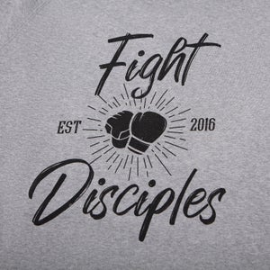 Image of OFFICIAL FIGHT DISCIPLES 'NEW LOGO' HOODIE