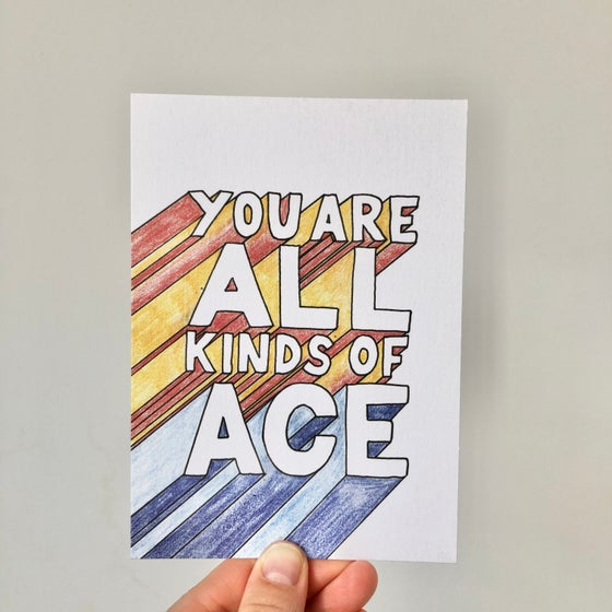 Image of Today is All Kinds of Ace