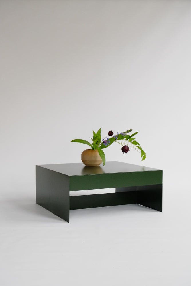 Image of Single Form Coffee Table