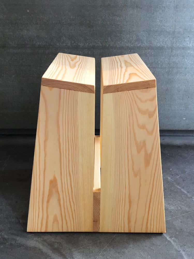 Image of x+l stool