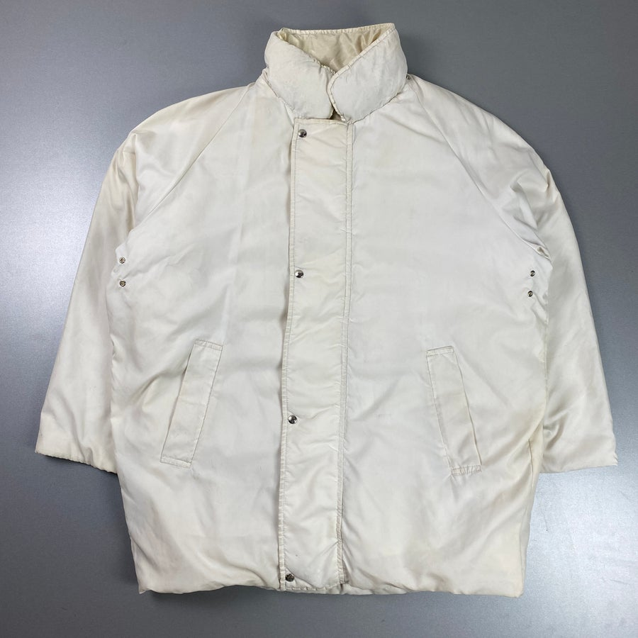 Image of 1980s Moncler Grenoble down jacket, size XL