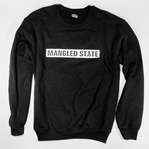 Image of MANGLED STATE CREWNECK