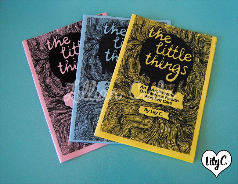 Image of The Little Things Zine vol. 1