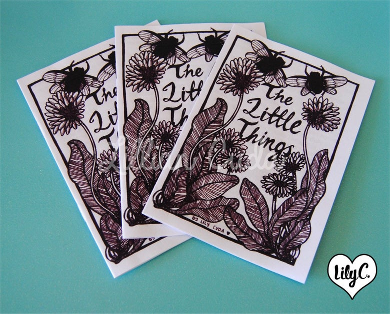 Image of The Little Things Zine Vol. 2