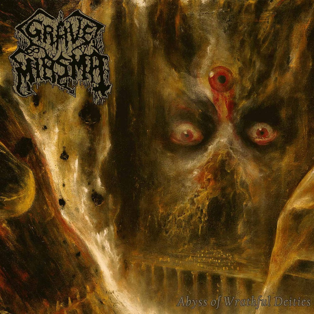 Image of GRAVE MIASMA - Abyss Of Wrathful Deities LP