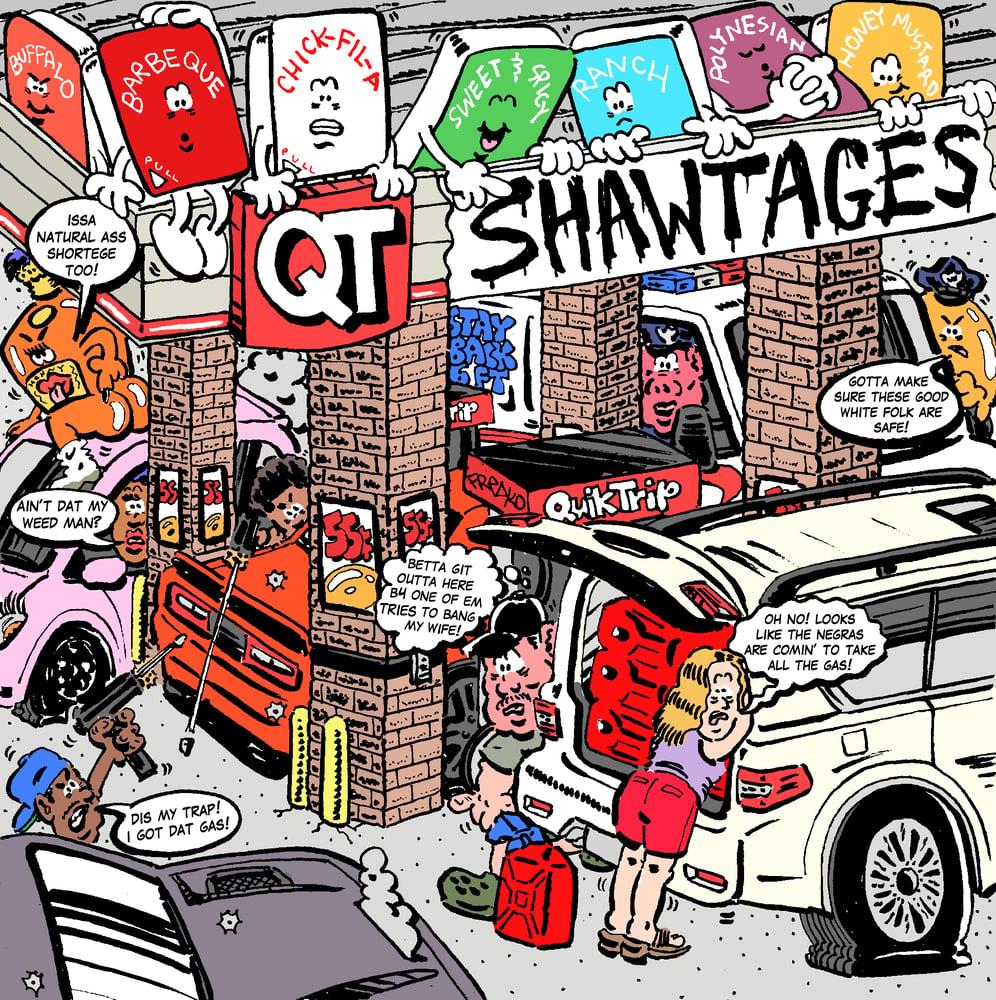 Image of SHAWTAGES PRINT