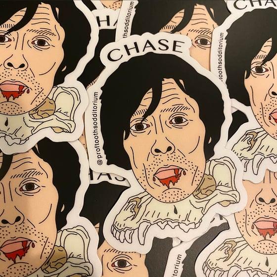 Image of Richard Chase Vinyl Sticker
