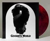 """Image of GOODBYE WORLD """"AT DEATH'S DOOR: FETCH THE BLADE"""" LP LIM. 250 (galaxy)"""
