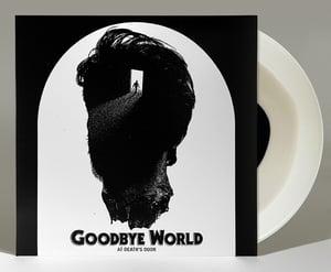 "Image of GOODBYE WORLD ""AT DEATH'S DOOR: AT THE GRAVEYARD"" LP LIM. 100"