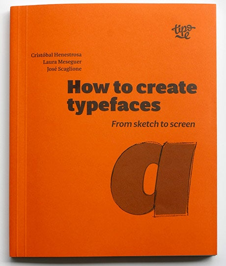 Image of How to create typefaces