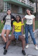 Image 1 of logo Women's short sleeve t-shirt