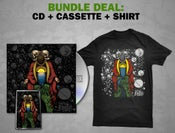 Image of Apathy - Where The River Meets The Sea: CD + Cassette + Shirt [BUNDLE]