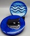 Sapphire Black Cat Lash Case