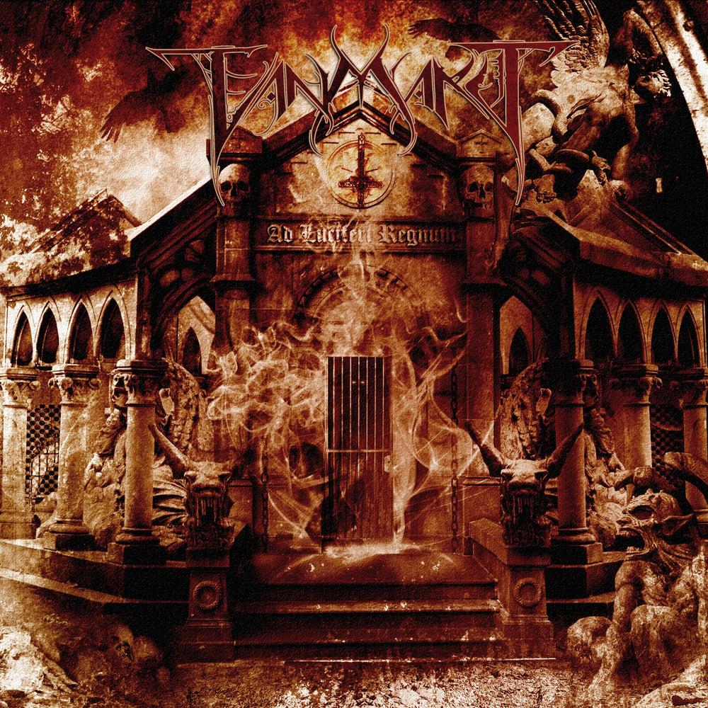 "VANMAKT ""Ad Luciferi Regnum"" Super Jewel Box CD"