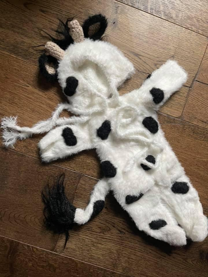 Image of Modest little moo