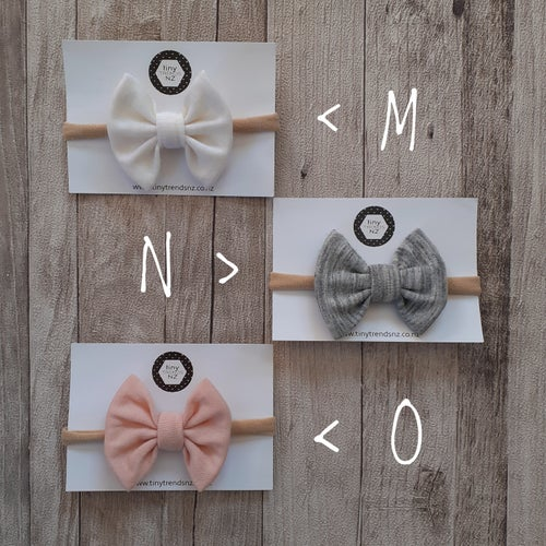 Image of Bows - Readymade
