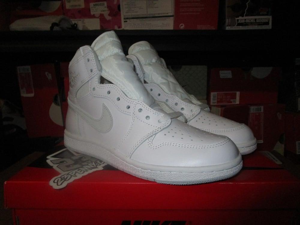 "Image of Air Jordan I (1) Retro High OG '85 ""Neutral Grey"""