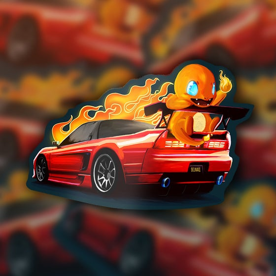 Image of CHARMANDER NSX