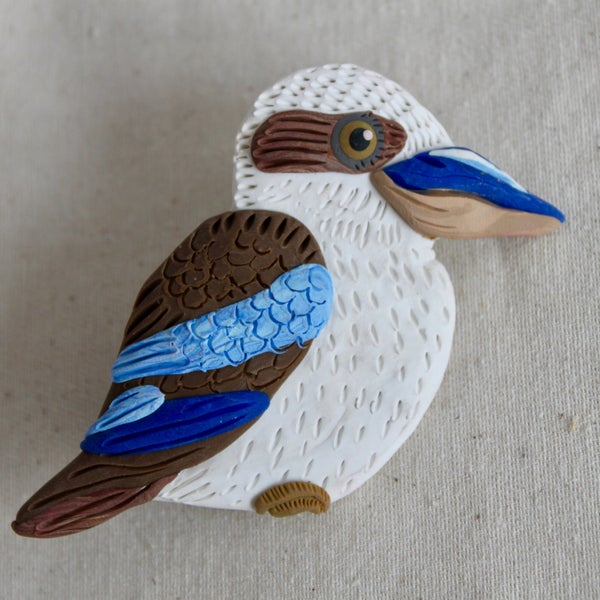 Image of Kookaburra Brooch