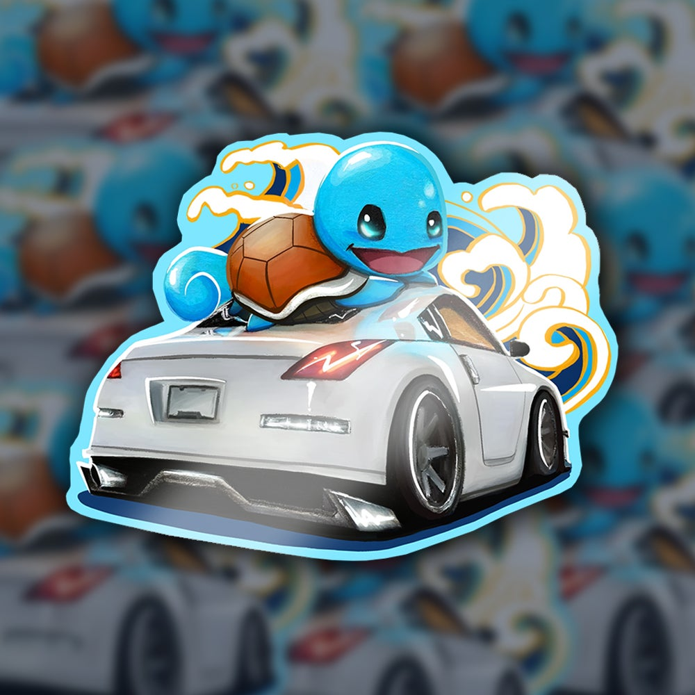 Image of SQUIRTLE Z